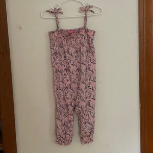 Other - 18-24M Pink Jumpsuit